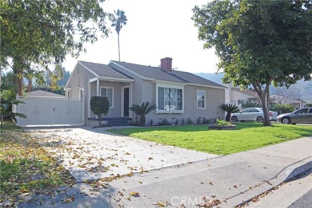 1742 Wright Street, Pomona, CA 91766