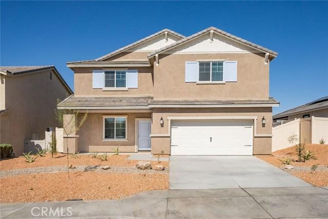 16746 Desert Willow Street, Victorville, CA 92394