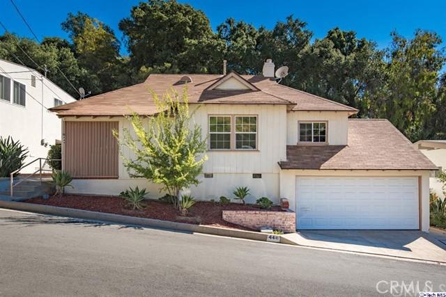 444 Devonshire Lane, Glendale, CA 91206