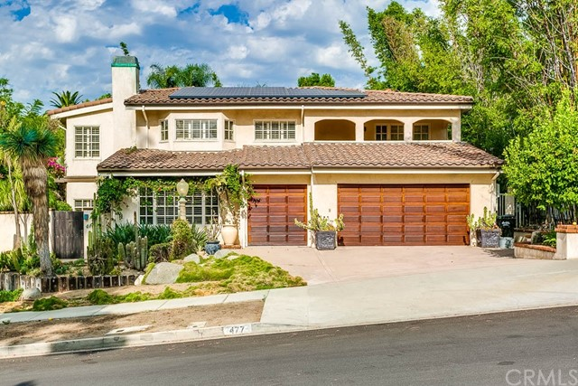 477 N Baldwin Avenue, Sierra Madre, CA 91024