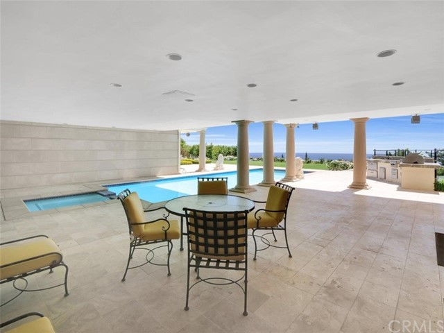 Covered Patio next to Pool & Spa