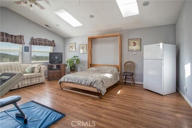 Bonus Room with Murphy Bed down.