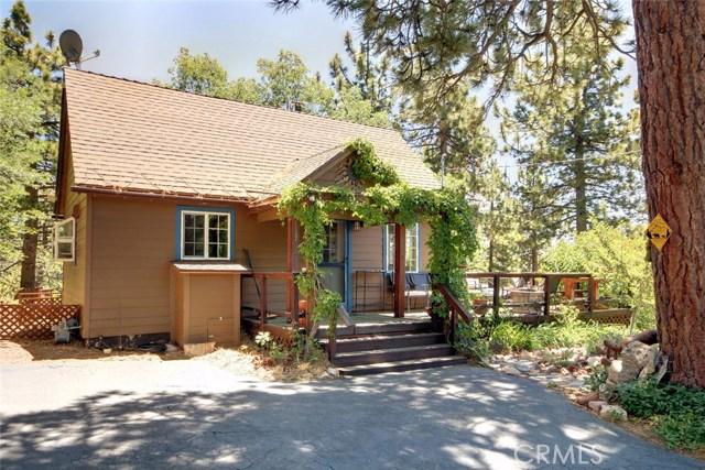 1137 Ridge Road, Fawnskin, CA 92333