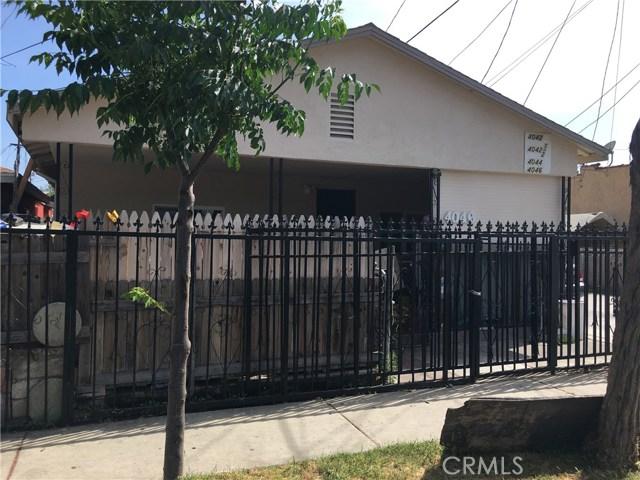 4042 Princeton Street, Los Angeles, CA 90023