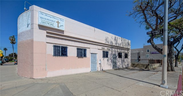 7025 S Western Avenue, Los Angeles, CA 90047