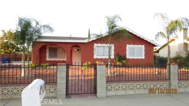 18224 Santa Ana Avenue, Bloomington, CA 92316