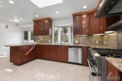 Photo of 16741 Knollwood Drive, Granada Hills, CA 91344