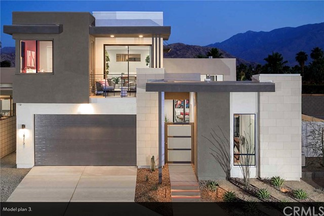 2715 Mystic Mountain View, Palm Springs, CA 92262