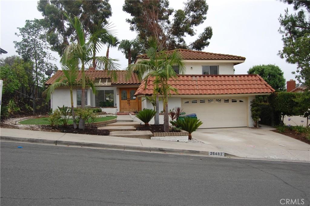 26482     Aracena Drive, Mission Viejo CA 92691