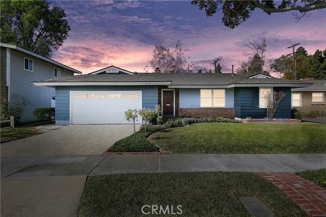 313 S Fann Street, Anaheim, CA 92804