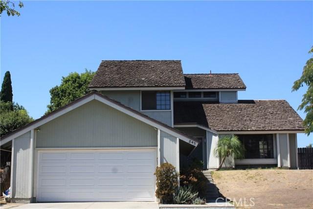 845 Oro Grande St., Oceanside, CA 92057