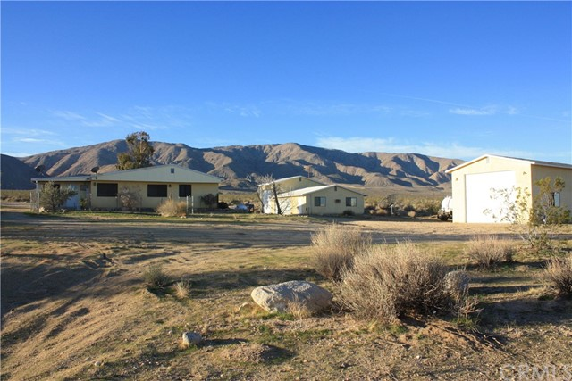 49022 Quailbush Road, Johnson Valley, CA 92285