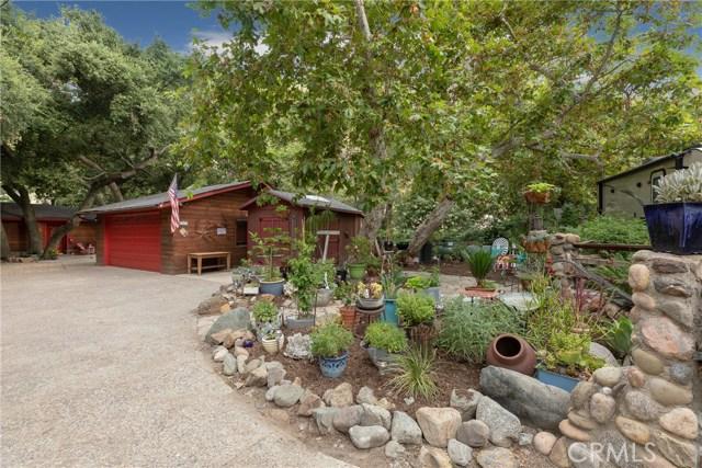 17171 Harding Canyon Road, Modjeska Canyon, CA 92676