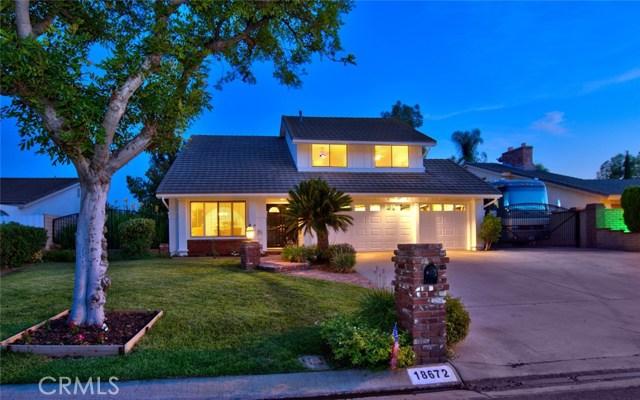 18672 SYCAMORE Circle, Yorba Linda, CA 92886