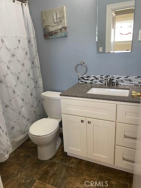 Apartment #5 Remodeled Bathroom