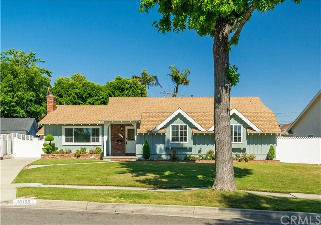 10106 Lindesmith Avenue, Whittier, CA 90603
