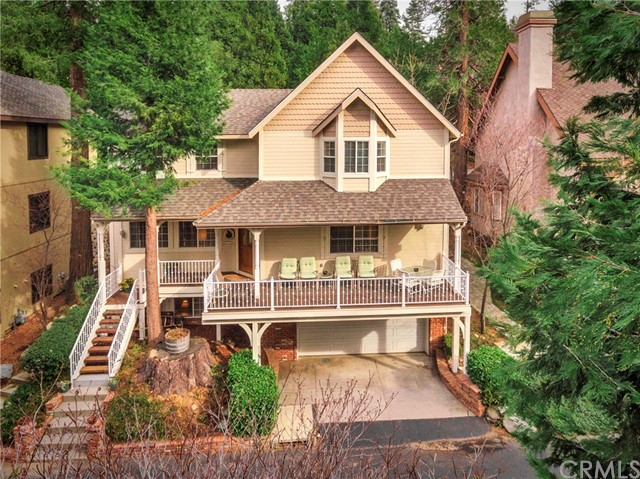 327 Garden Drive, Lake Arrowhead, CA 92352