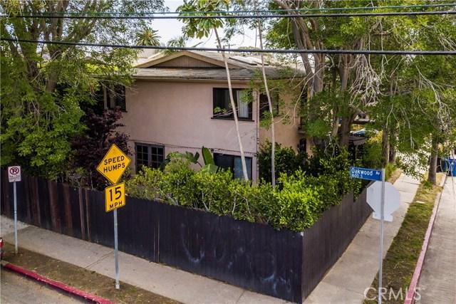 1601 Oakwood Avenue, Venice, CA 90291