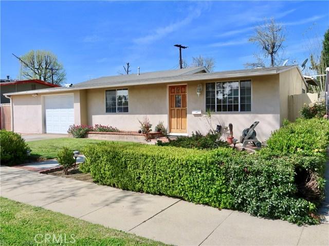 8119 Redbush Lane, Panorama City, CA 91402