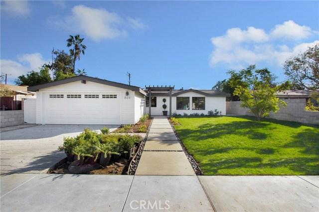 869 Towne, Costa Mesa, CA 92627