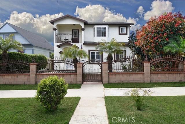 543 Santa Cruz, San Pedro, California 90731, ,Residential Income,For Sale,Santa Cruz,SB20063052