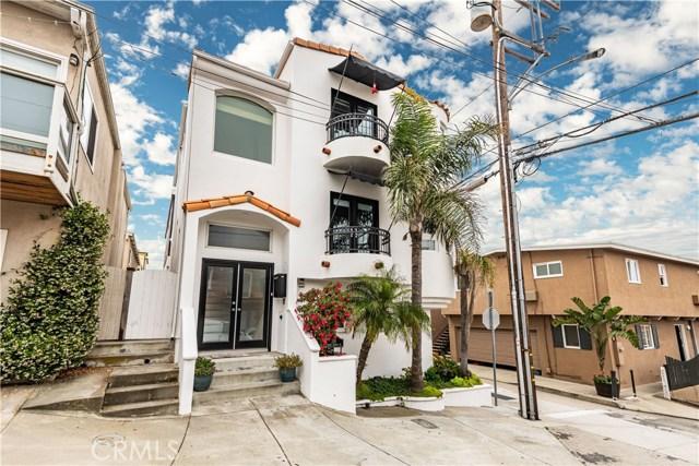 316 34th Street, Manhattan Beach, California 90266, 4 Bedrooms Bedrooms, ,2 BathroomsBathrooms,For Sale,34th,SB21016031