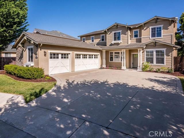 1832 Spooner Drive, San Luis Obispo, CA 93405