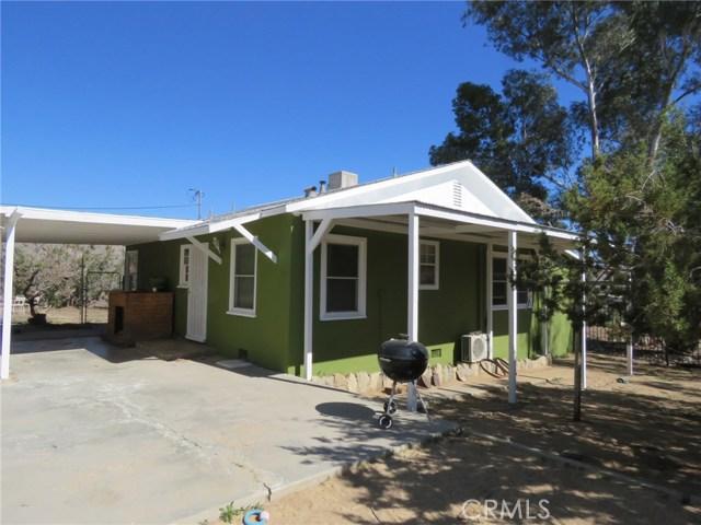 11547 Rosewood Avenue, Morongo Valley, CA 92256