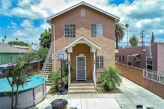 629 E 85th Street, Los Angeles, CA 90001