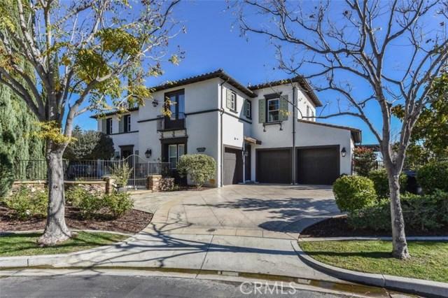 2894 Venezia Court, Chino Hills, CA 91709