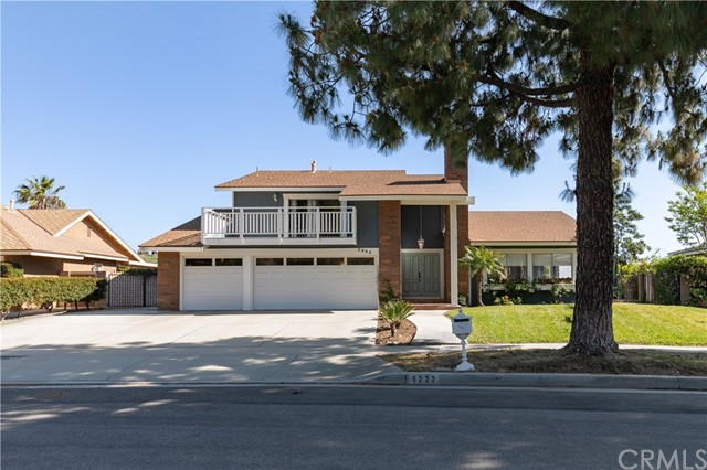 5222 E Shoshone Avenue 92867 - One of Orange Homes for Sale