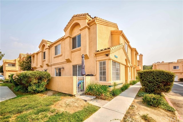 Come visit one of the most sought after condominium complexes in the Santa Clarita Valley. This 3 bedroom, 2.5 bathroom home features a recent full makeover of the entire downstairs including new cabinets, flooring, molding, paint, and new flooring on hallway and staircase. Other recent upgrades include recently renovated bathrooms upstairs and downstairs with new vanities and hardware!  Some extra amenities added by the sellers include a Wifi enabled garage opener, a WiFi enabled front door lock, a Nest thermostat, upgraded lighting, and remodeled flooring. Even the laundry closet has been recently redone with new floors, shelving and paint. The master bedroom features a  built in closet system. The sellers have really shown their pride of ownership and even recently renovated the patio along with a Bluetooth enabled speaker and lights. Its a great place to have family as the HOA features a Community pool, spa and playground. Do not miss this opportunity! Make an appointment right away!