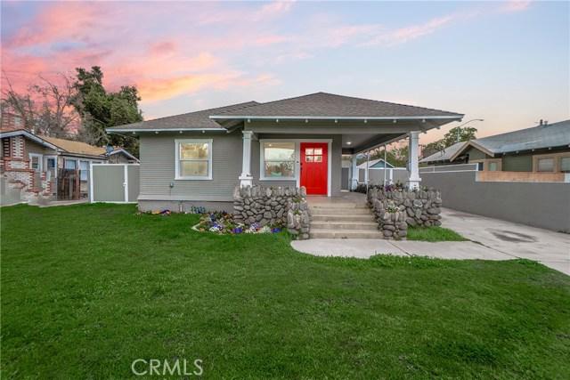 581 E Jefferson Avenue E, Pomona, CA 91767