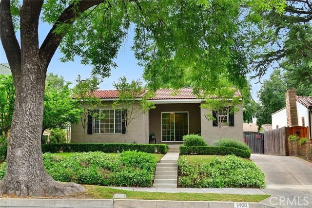 1468 Mentone Avenue, Pasadena, CA 91103
