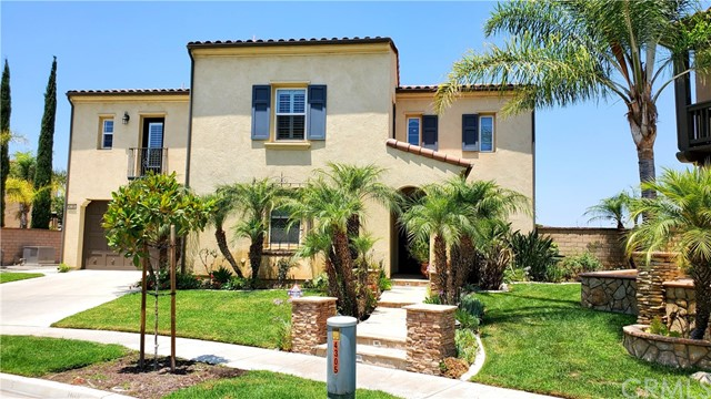 One of Gated Corona Homes for Sale at 4305  Cabot Drive
