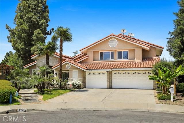 972 Watercress Lane, Walnut, CA 91789