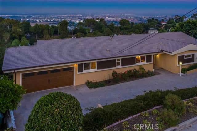 28672 Roan Road, Rancho Palos Verdes, California 90275, 4 Bedrooms Bedrooms, ,4 BathroomsBathrooms,For Sale,Roan,PV20210417