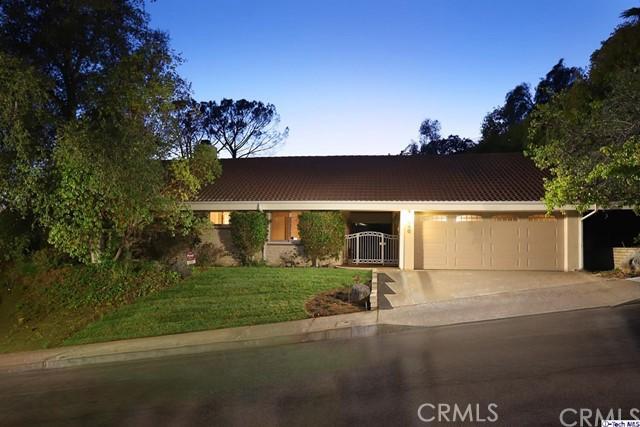 640 Robin Glen Drive, Glendale, CA 91202