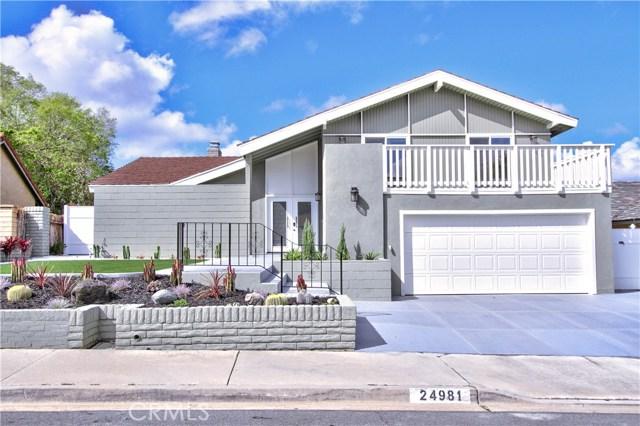 24981 Las Marias Lane, Mission Viejo, CA 92691