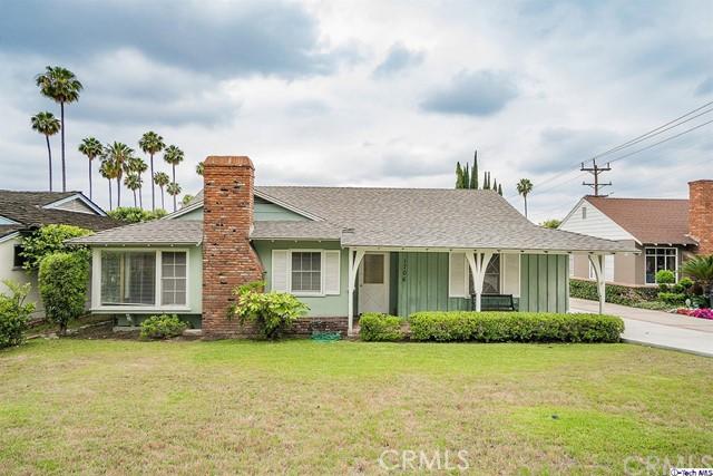 1706 W Mountain Street, Glendale, CA 91201