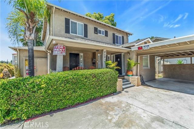 429 N Hill Avenue, Pasadena, CA 91106