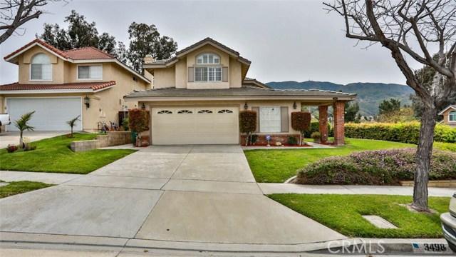 3498  Sterling Drive, Corona, California