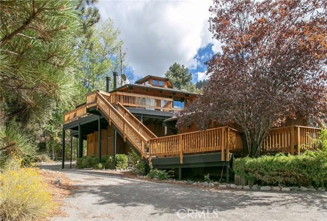1708 Woodland Drive, Pine Mtn Club, CA 93222