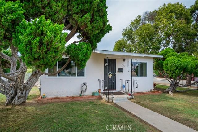 203 San Miguel Drive, Chula Vista, CA 91911