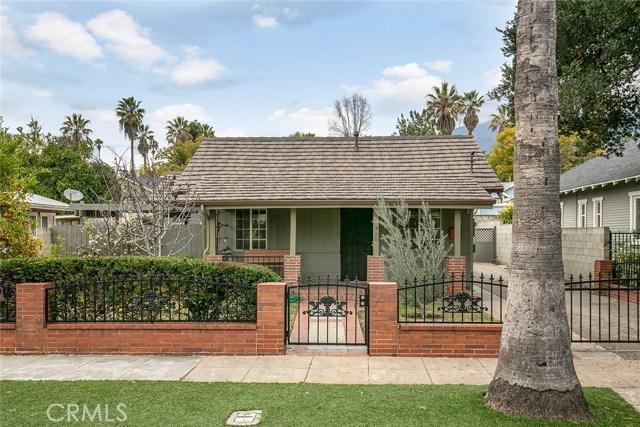 795 E Ladera Street, Pasadena, CA 91104