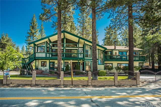 39514 N Shore Drive, Big Bear, CA 92333