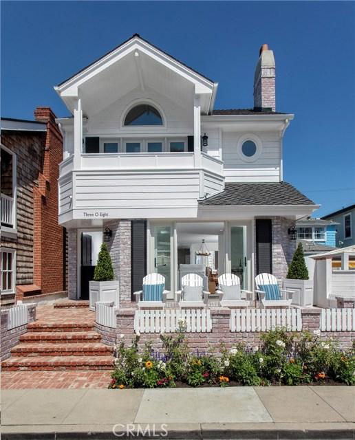 308 Sapphire Avenue, Newport Beach, CA 92662