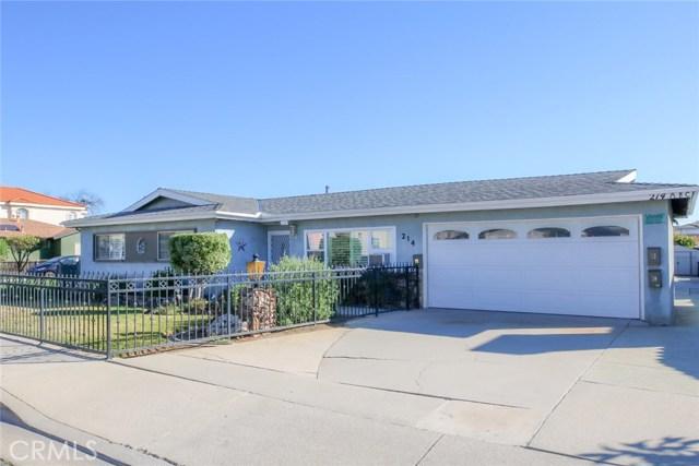 214 N Orange Avenue, Monterey Park, CA 91755