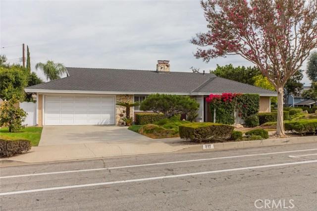 917 Rolling Hills Drive, Fullerton, CA 92835