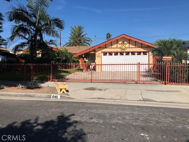 646 Prior Avenue, La Puente, CA 91744
